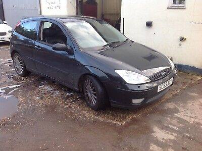 0353 Ford Focus ST170 Spares Repairs Sound Body Good Mechanics Needs Mot, Cat C