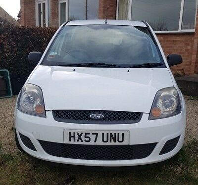 Ford Fiesta STYLE CLIMATE D 2008 - Spares or repairs