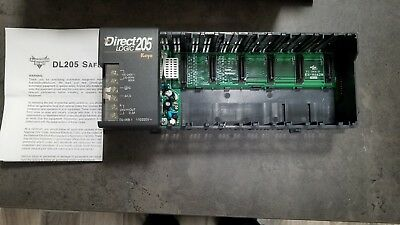 D2-06B-1 Automation Direct Logic PLC Chassis - NEW