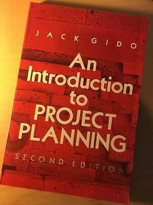 An Introduction to Project Planning by Jack Gido