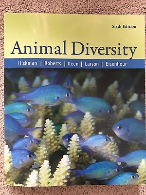 Animal Diversity by David Eisenhour, Larry Roberts, Susan Keen, Cleveland,...