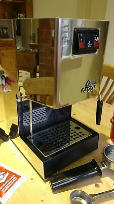 Gaggia Classic Manual Coffee Machine with all the accessories 2008 model