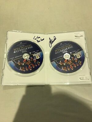Lee Westwood Signed DVD Ryder Cup 2018