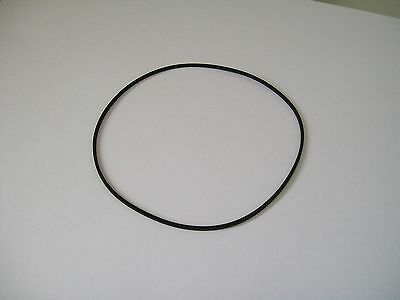 Rubber Drive Belt 132 mm Replacement For Cassette Reel To Reel Or Video Player.