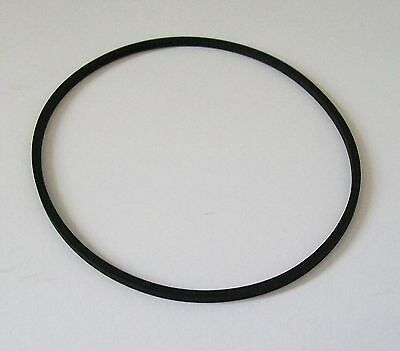 Rubber Drive Belt 130 mm Replacement For Cassette Reel To Reel Or Video Player.