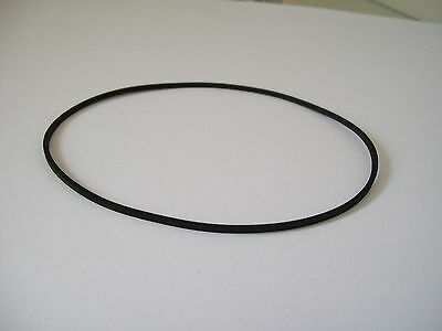 Rubber Drive Belt 105 mm Replacement For Cassette Reel To Reel Or Video Player.