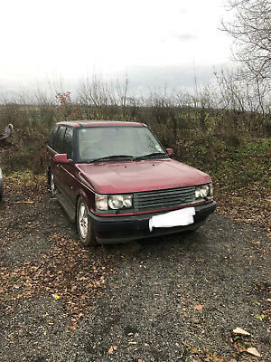 Range Rover for Spares or Repair