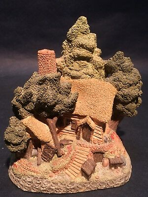 1985 Hermit's Humblehome David Winter Cottages Hand Made & Painted w/ COA in Box