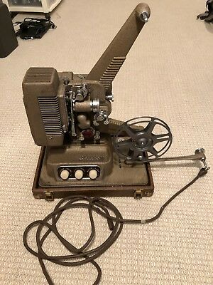Revere 16 Sound Projector, 16mm Film projector with speaker