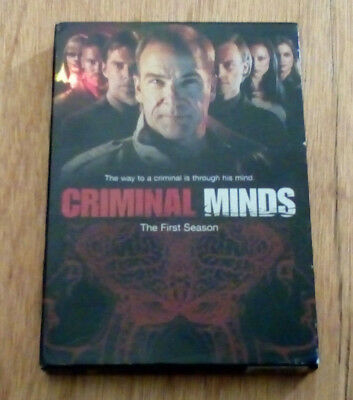 Criminal Minds - The Complete First Season (DVD) S1