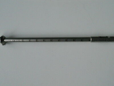 Surgical. Mitek 213710.Rigid Femoral Rod.8mm.Soft Tissue Only. Free UK P&P.