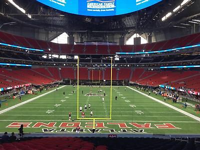 2~Sec 101~Super Bowl LIII Tickets~Atlanta~Mercedes Benz~2/3/19~LOWER End Zone!