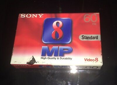 Sony 8 MP Camcorder Tape 60pal
