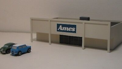 AMES Department Store Custom Scale Model