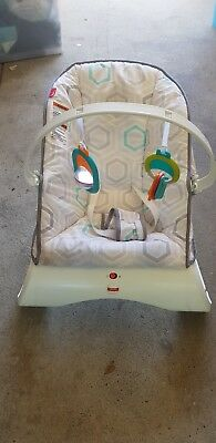 Fisher Price Electric Baby Bouncer