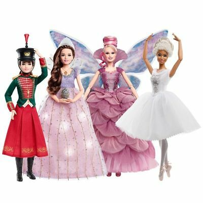 Disney The Nutcracker and the Four Realms Perfect Gift Set - barbie dolls