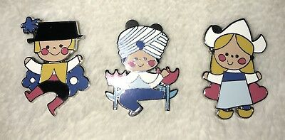 Disney It's A Small World Mystery Pack Pins