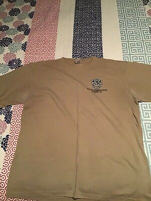 Army Special Forces Short Sleeve Shirt  Deployment Shirt Size XL