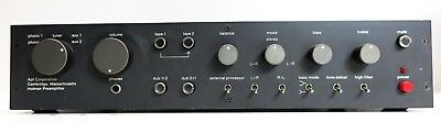 The Apt-Holman Stereo Preamplifier, Vintage Audio Preamp, Good Working Condition