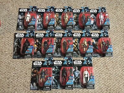 Star Wars Rogue One Action Figures Set Of 13 – 3.75 Inches Each, All New!