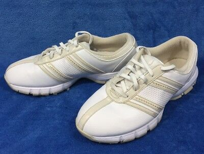 fdce5dc9245 NIKE Delight Women s White Birch Tac Spikes GOLF SHOES 317622-121 Size 8.5