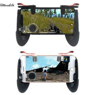 1 Pair Mobile Phone Game Controller Shoot Aiming Triggers Fire Button Home