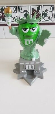 M&m's Statue Of Liberty Candy Dispenser