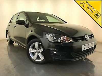 2015 Volkswagen Golf Match Tsi Bluemotion 5 Door Hatchback Cruise Control
