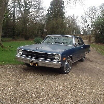 1974 Dodge Dart plus lots of spares