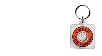 SOS Talisman Key Ring