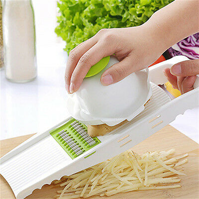 Super Slicer Plus Vegetable Fruit Peeler Dicer Cutter Chopper Nicer Grater Lo