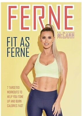 Fit As Ferne With Ferne McCann - DVD New