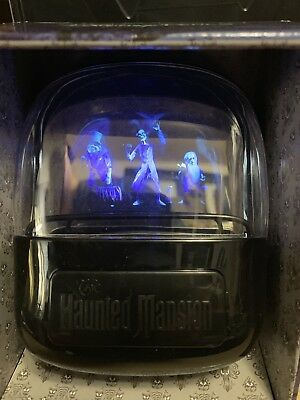 Disney Parks HAUNTED MANSION Talking Light Up DOOM BUGGY Hitchhiking Ghosts