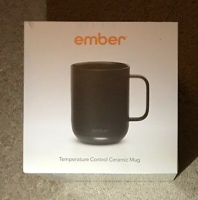 Ember Ceramic Mug Temperature Controlled Smart Cup Coffee Hot Tea Mug