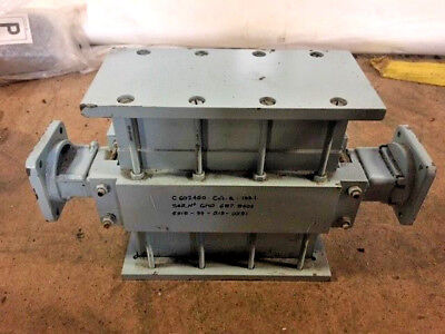 Waveguide Filter Band C602450 CO2 2 issue 1 5915-99-519-0591 EX-MOD