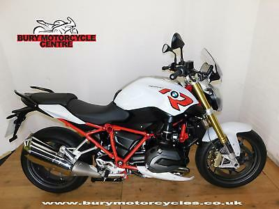 BMW R 1200 R Sport. 2015. Very Low Mileage. Top Spec. 1 Owner.