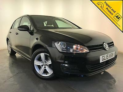 2015 Volkswagen Golf Match Blue Tech Tsi Automatic 1 Owner Vw Service History