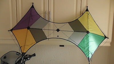 HQ s-quad kite KITE ONLY mint condition