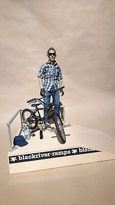 1/6 BMX custom Figur, DID Rad, Enterbay Body und Head