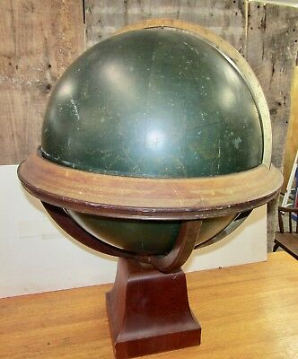 1924 W. & A.k. Johnston 18 Inch Celestial Globe Edinburgh England