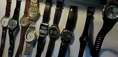 Lotto Orologio 10 Vintage Sector Pryngeps Swatch Seiko Swiss Carica Manuale
