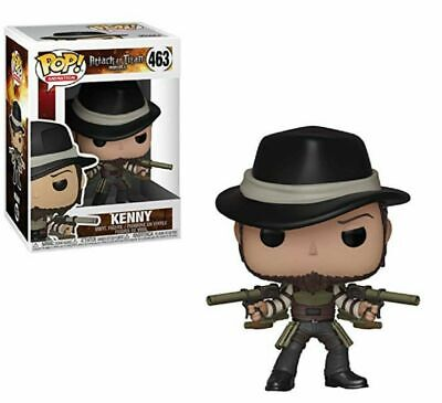 Funko POP! - Attack on Titan - Kenny - with Pop Protector