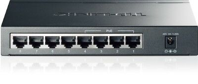 TP-Link 8-Port Gigabit Desktop Switch With 4 Port PoE TL-SG1008P IEEE 802.3af