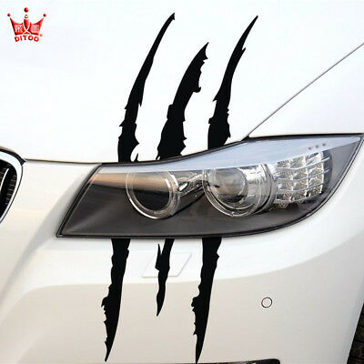 Scratches For Auto Car/Bumper/Window Vinyl Decal Sticker Decals DIY Decor CT027