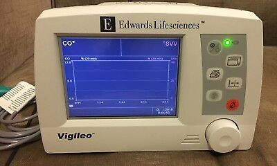 EDWARDS LIFESCIENCES Vigileo Patient Monitor 692759-040  4th Generation ICU/CCU