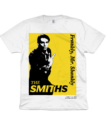 The Smiths - Frankly, Mr. Shankly - 1990 Promo T shirt