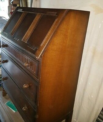 50's Style Bureau Retro Writing Desk