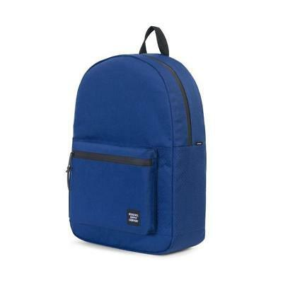 NEW Herschel Supply Aspect Settlement Backpack Crosshatch Eclipse Blue Navy  23L 7fac724270