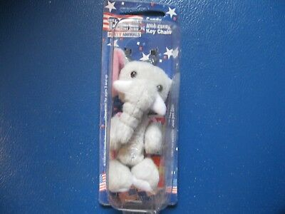 2006 PEZ Party Animals Keychain Elephant