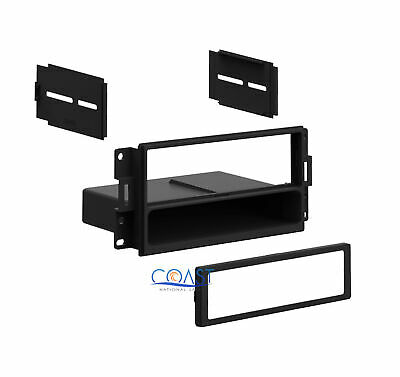 Car Stereo Single Din Dash Kit Wire harness for 2004-2008 Pontiac Grand Prix
